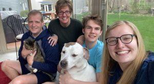 Trisha Turner Freelance Writer Editor Family Photo